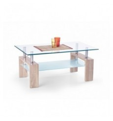 Table basse DIANA_INTRO 100/60/45 cm chêne
