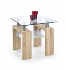 Table basse DIANA_KWADRAT_H 60/60/55 cm chêne