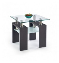 Table basse DIANA_KWADRAT_H 60/60/55 cm  wenge