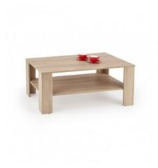 Table basse KWADRO 110/65/53 cm en chêne
