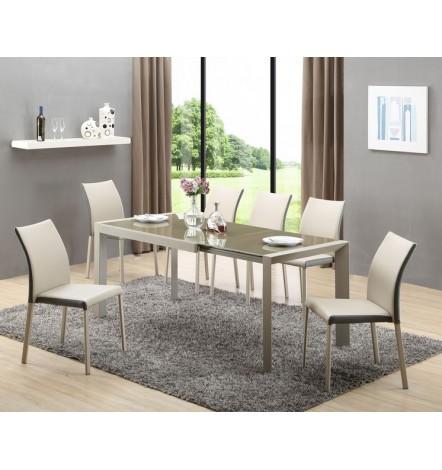 Table à manger extensible ARABIS