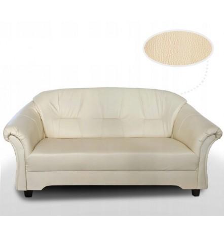 Canapé 3 places ALEX beige 183 cm