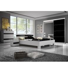 Chambre complète MAXIMA 160 cm