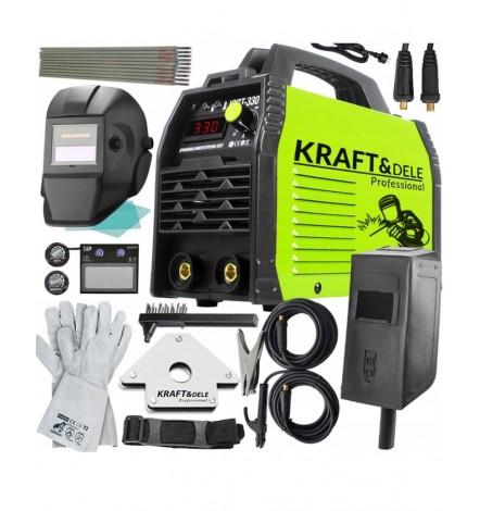 Poste à souder KRAFT & DELE 20A 330A IGBT