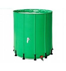 Réservoir d'eau de pluie pliable 1000L