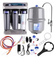 Osmoseur domestique 7 étapes de filtration RO7  à effet décontaminant