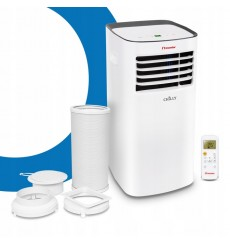 Climatiseur mobile réversible INVENTOR CHILLY 2,64 kW