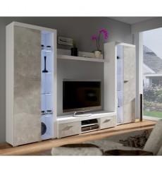 Ensemble meuble TV RUMBA XL plusieurs couleurs