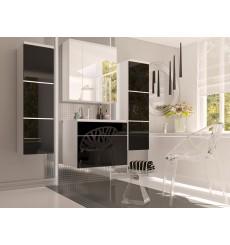 Meuble salle de bain PORTO en plusieurs couleurs