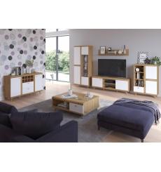 Ensemble meuble TV BERGEN 156 cm