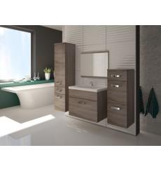 Meuble salle de bain EVO chêne
