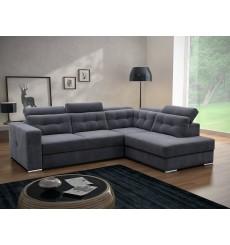 Canapé d'angle convertible réversible MAXI 264x200 cm