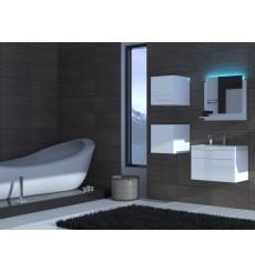 Meuble salle de bain ALIUS 30 en plusieurs couleurs