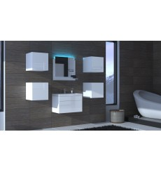 Meuble salle de bain ALIUS 20 en plusieurs couleurs