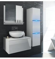 Meuble salle de bain LIKE I 60 en plusieurs couleurs