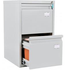 Classeur dossier en métal 2 tiroirs KERAVA2