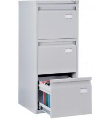 Classeur dossier en métal 3 tiroirs KERAVA3