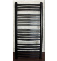 radiateur eau chaude NERO noir 550w