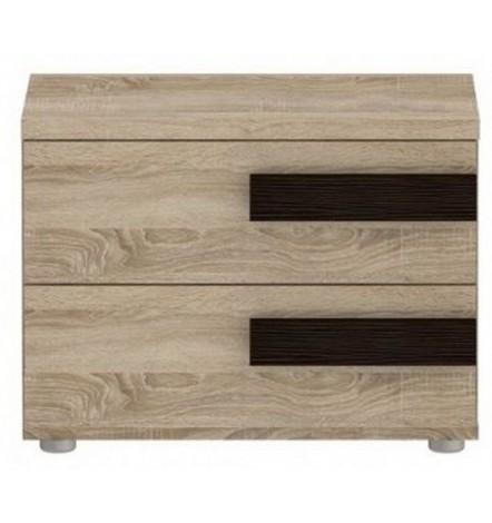 Table de chevet SASKIA 50x40 cm