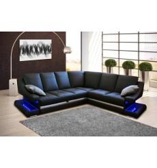 Canapé d'angle convertible Ontario 280x230 cm
