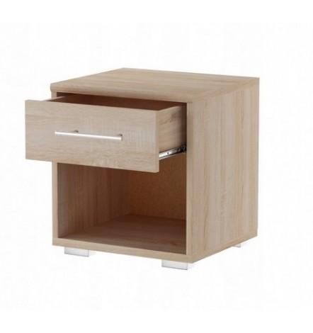 Table de chevet ALICE 43x39 cm