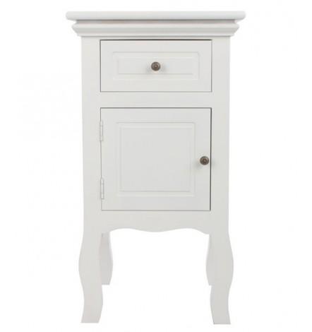 Table de chevet ELIANNE 33x62 cm