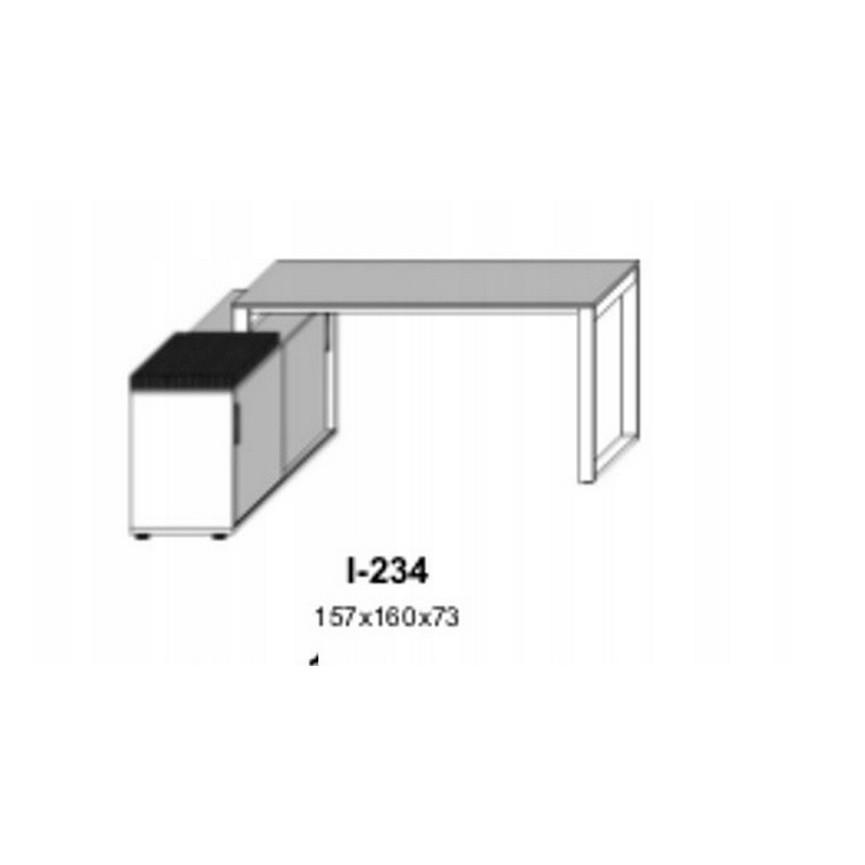 Pack Bureau Caisson Pearl Mobilier Bureau Design Et Pas Cher