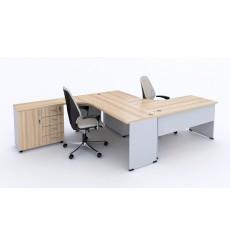 Establecer 2 oficinas y cajas EVAN
