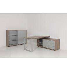 Conjunto completo de escritorios DORIAN de 3 elementos