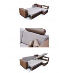 Canapé d'angle convertible MARIANA 265 x 170 cm