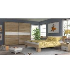 Chambre complète MEVEN 160 cm