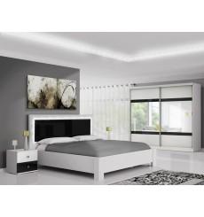 Chambre complète OWEN 160 cm