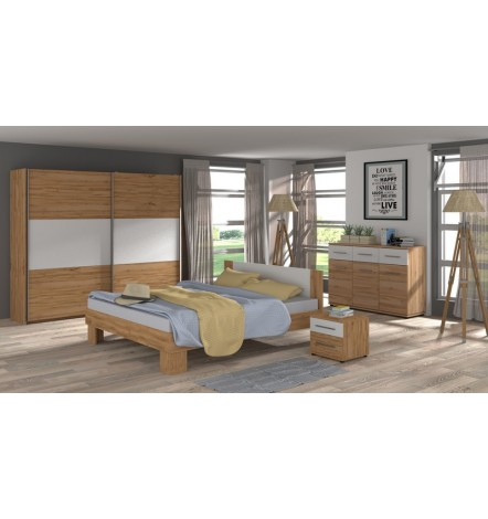 Chambre complète KEYNE 160 cm
