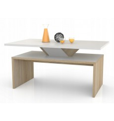 Table basse Bicolore IMATRA Chêne