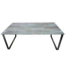 Table basse LAITILA en verre