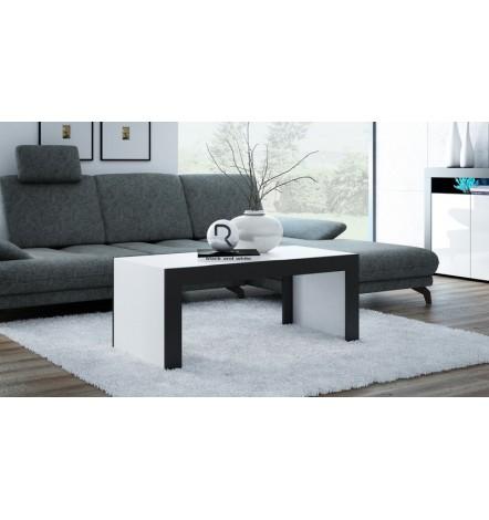 Table basse bicolore ISBOO