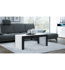 Table basse bicolore ISBOO