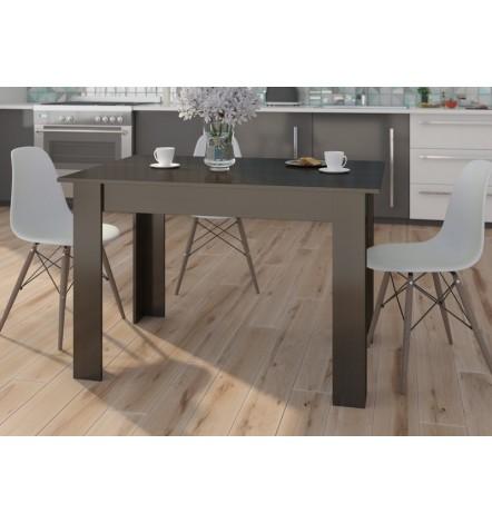 Table à manger PATRAS 120x80 cm en wengé