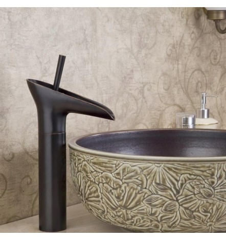 Mitigeur de lavabo cascade PARAM