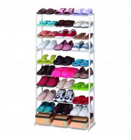 Etagères à chaussure 30 paires