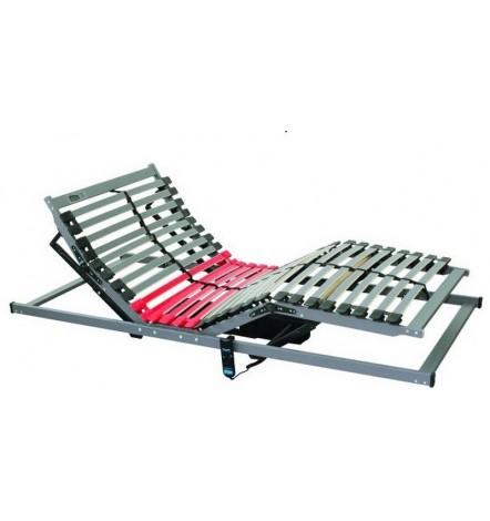 Sommier de relaxation éclectique 80x200 cm