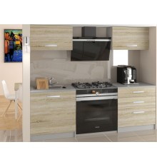 Ensemble cuisine HALONA  120 cm