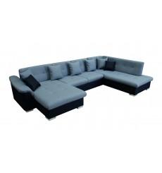 Canapé-lit panoramique HUGO 339x204 cm