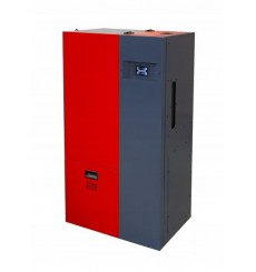 CHAUDIÈRE À GRANULÉS - PELLET RED BOX CLASSE 5 ecoDESIGN 15 Kw NETTOYAGE MANUEL