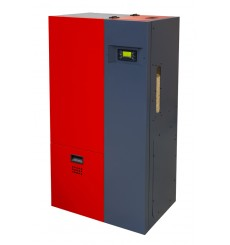 CHAUDIÈRE À GRANULÉS - PELLET RED BOX CLASSE 5 ecoDESIGN 15 Kw NETTOYAGE AUTOMATIQUE