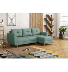 Canapé-lit réversible OSLO 235x145 cm aigues