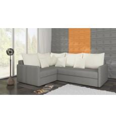 Canapé-lit Réversible ACADIA II 220x145 cm en en gris