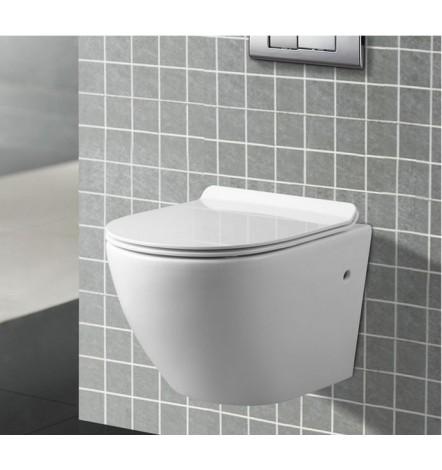 Cuvette WC suspendu MISKA