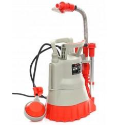Pompe pour récupération d'eau 16,5m3/l 1700W