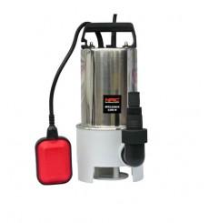 Pompe broyeur flotteur submersible 20 m3/h 1000 W